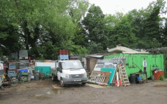 A photograph of the site | Hillingdon Today