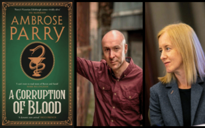 Husband-and-wife author team who are collectively known as Ambrose Perry will be discussing their latest book 'A Corruption of Blood' in conversation with Hillingdon Libraries | Hillingdon Today
