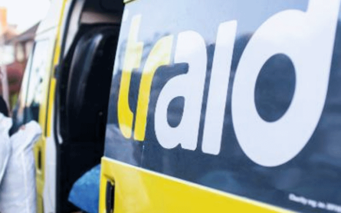 TRAID van | Hillingdon Today